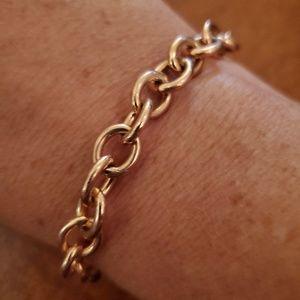 Bronzo Italia 7 1/2 inch bracelet